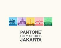 Pantone City Series