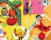 Illustrated City Maps I Voyeur Magazine 1:5