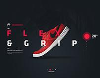 Nike - POD7 Microsite