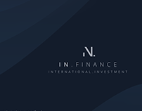 IN. FINANCE | brand and visual identy