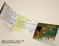 Greeting Card for Save The Tiger Save Sundarban