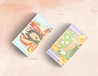 Nouveau Milk Tea Trading Cards