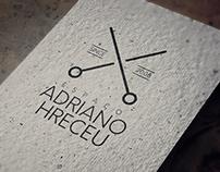 Espaço Adriano Hreceu | Branding