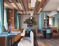 Restaurant /part Three/