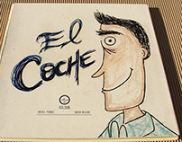 """""""El Coche"""" - Libro Album"""