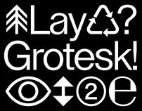 Lay Grotesk