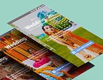 Weddingz.in - Wedding Planning App Design