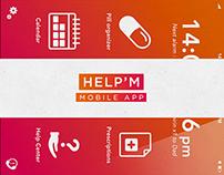 Help'm - Mobile app