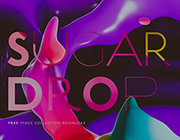 Sugar Drop Designed byDesigngraphik