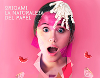 Origami la naturaleza del papel
