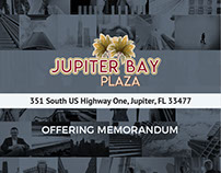 Jupiter Bay Plaza - Commercial Shopping Center for Sale