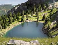 CG Lake Environment