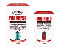 Packaging línea Café - Casaideas