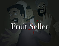 Fruit Seller | 2D Animation