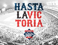 HASTA LA VICTORIA SULTANES