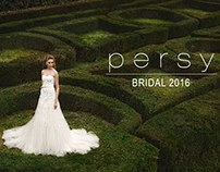 PERSY COUTURE BRIDAL COLLECTION SS16 ADV