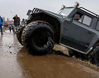 MAZ-MAN cross-country vehicle 2008