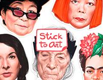 Stick to art