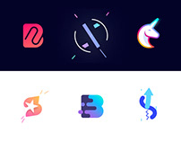 Logo animations collaboration