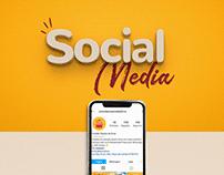 SOCIAL MEDIA - Restaurante
