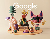 Google Partner - Stickers