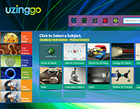 Uzinngo Online Education Solution