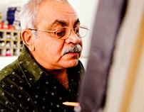Milind Nayak - Portraits