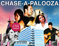 Chase o Palooza - Employee Week concert
