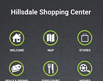 Shopping Mall Android App