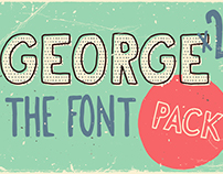 George & Francis Font Pair