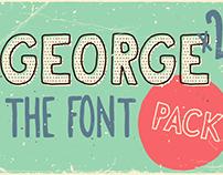 George & Francis Font Pair