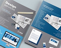 Design Services HUB / Leaflet