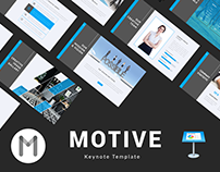 Motive Keynote Template