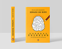 Lateral Thinking | Book Cover Redesign