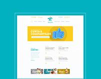 WebSite & Social Media | Rede de Ensino Integração