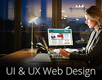UI & UX Web Design: American Society of Pro Estimators