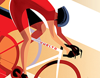 Cycling Posters & Prints