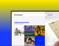 VietBank Website