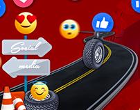 General tire project( Social media )