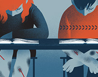 Domestic violence onchildren. For Novaya Gazeta