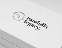 Randolfs Legacy - Identity Design - Logo