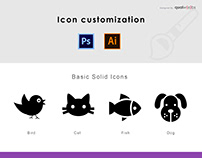 Icon Customization