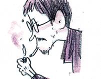 Comic - Editorial | Fev 2015 | Companhia das Letras