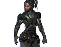 Mortal Kombat XL - Cassie & Jacqui