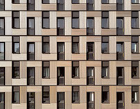 Woodie Hamburg - Sauerbruch Hutton Architects