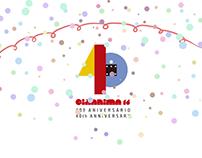 Sound Design - CINANIMA 2016 trailer logo