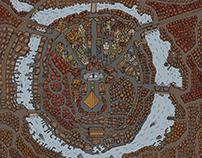 Atlas City Map