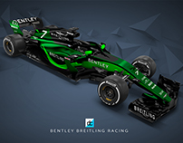 Bentley F1 Racing Team Concept (Late Braking)