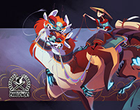 CDC_Dragons & Dragon Riders