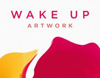 'Wake Up' EP Artwork
